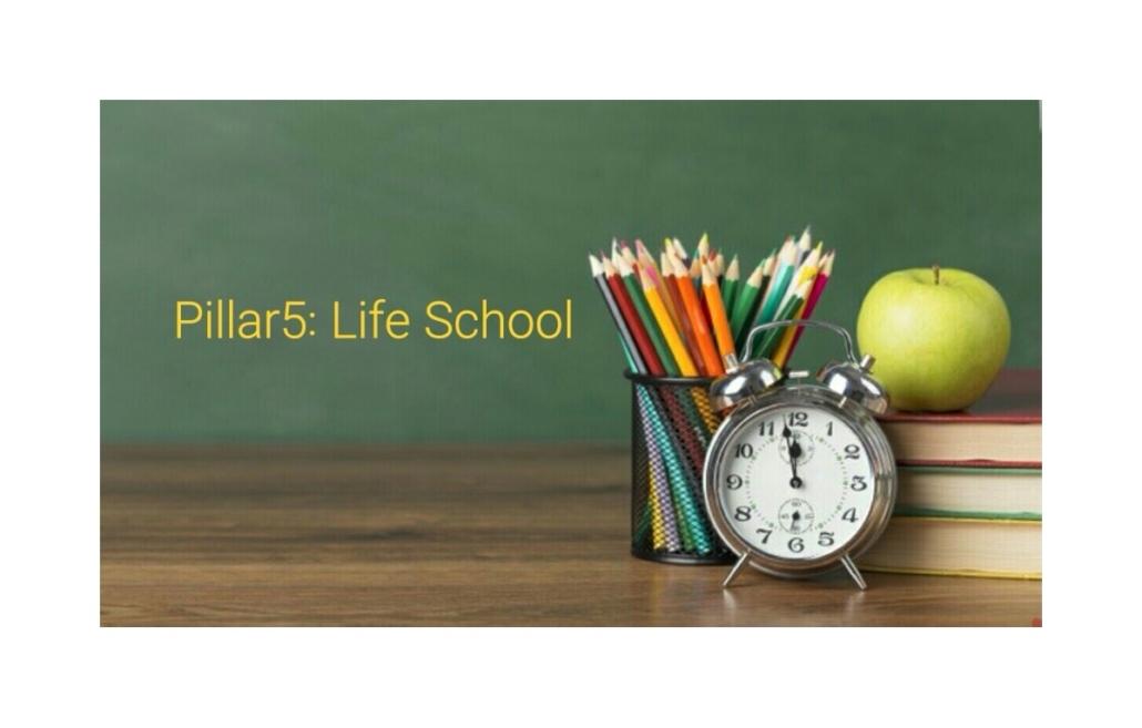 مدرسه زندگی